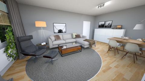 H WZ Exklusiv - Modern - Living room - by HOMEMANUFAKTUR