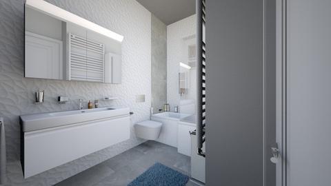 glamour - Glamour - Bathroom - by Popa Bianca Rozalia