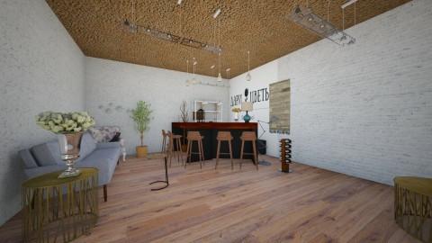 jjjolj - Living room - by dianapavlova
