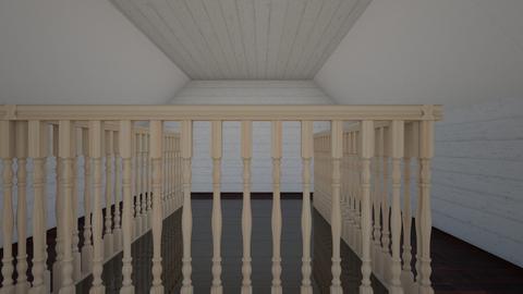 loft bonus room - Eclectic - by prmerritt