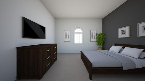 Master Bedroom 1 A3 - Modern - Bedroom - by Christine Ward_877