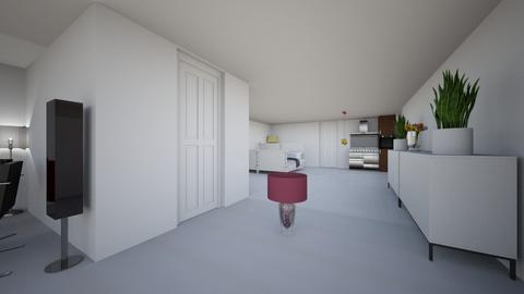 MIK Woonkamer - Living room - by Alipowerrr