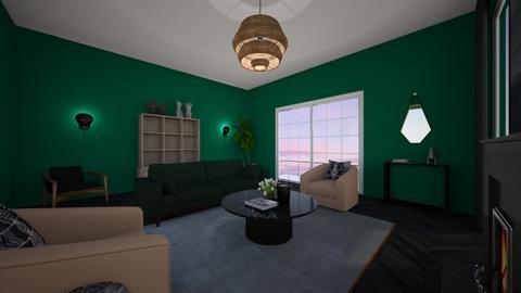 living - Living room - by filipesoares1992