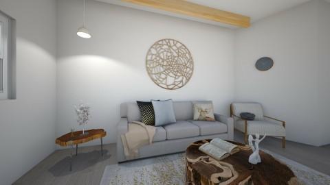 Cozy - Living room - by chloesimoxox