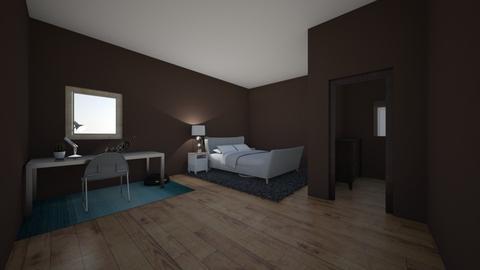 Yeti Spaghettis Room  - Modern - Bedroom - by Yeti Spaghetti