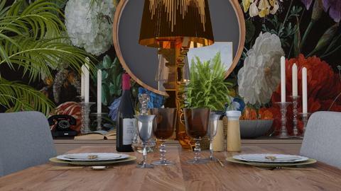 Cozy Dining - Modern - by HenkRetro1960