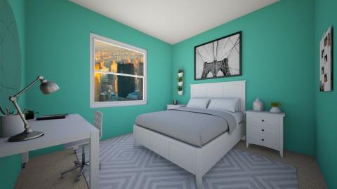 rkb - Bedroom - by sophiapj