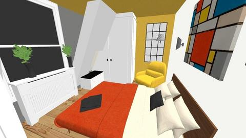 Quarto Novo 2 - Bedroom - by geraldovidigal