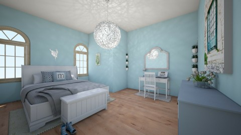 Marys Room - Bedroom - by AliM0110