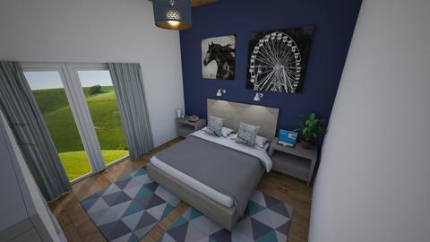 Robinson 38 bedroom - Bedroom - by Renta