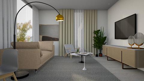2583 - Modern - Living room - by Riki Bahar Elbaz