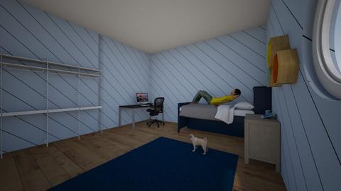 teenage fever - Bedroom - by roomcreator13