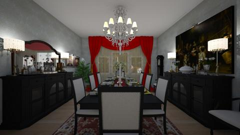 Classic Prestige - Classic - Dining room - by almecor2311