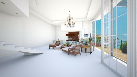 Vista da Praia - Living room - by Pepe Sangregorio