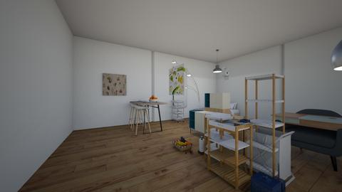 small home - by annapedretti