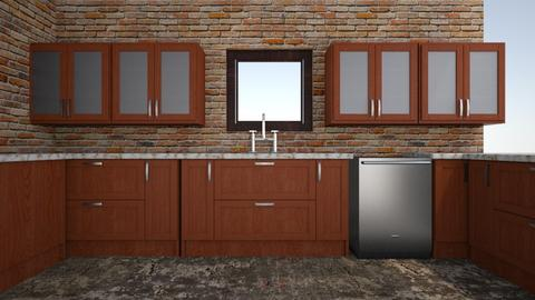 Kitchen - Kitchen - by amyskouson