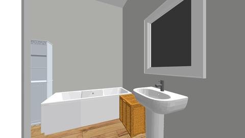 bathroom - by MarthaLewis