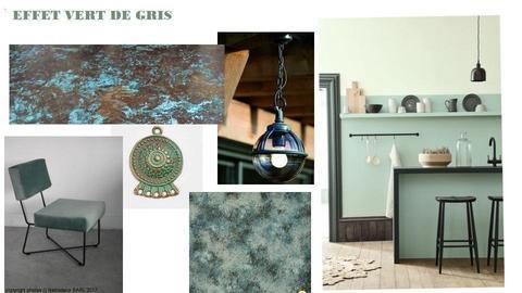 vert de gris - by patouguernion