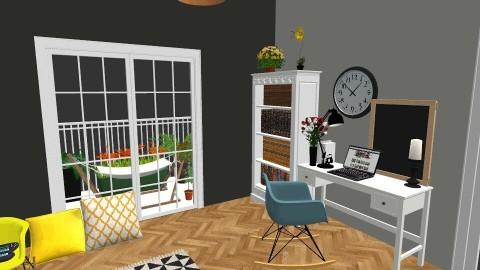 4 B room - by hipisiu