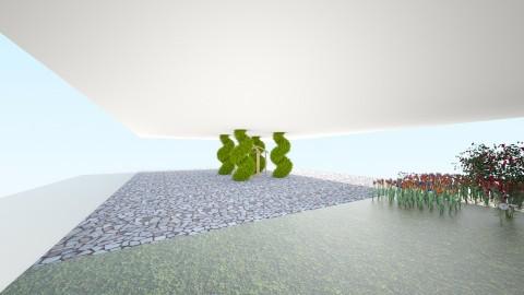 1 - Garden - by citlaly padilla