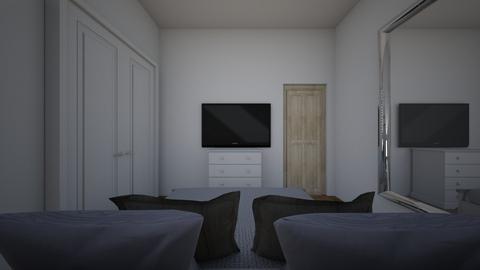 Jacks Guestroom  - Bedroom - by sophivignali