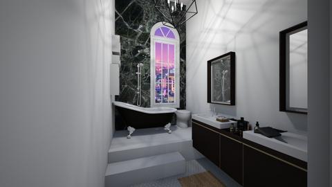 Apartment 3 bathroom - by nonaaa