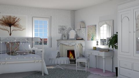 scb - Bedroom - by RaeCam