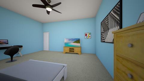 mason - Minimal - Bedroom - by gove