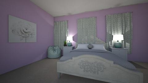 DeeDee Room 4B - Bedroom - by shayden