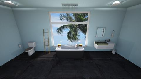 Luxury Bath - Modern - Bathroom - by rlav2