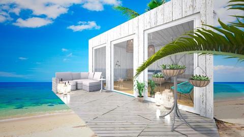 Beach House - by hellohello88