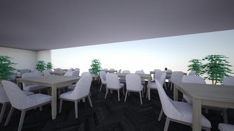 restaurantDRT5U - by VERUCHAAAAAAAA