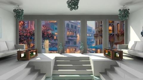 Aquatics - Modern - Bathroom - by HGranger2