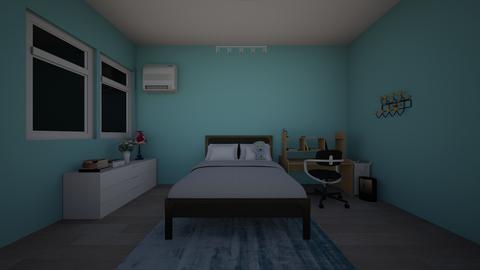 bedroom12 - Bedroom - by canvas_creativity