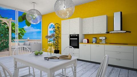 fasweet familys kitchen - by Nia Khachidze