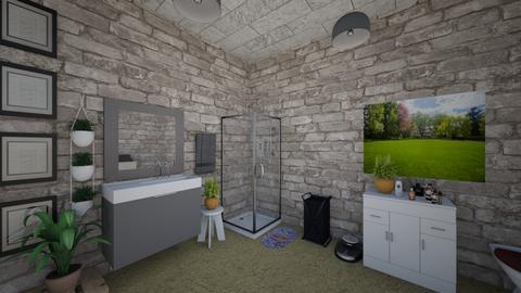 bath - Bathroom - by HannaTOTE