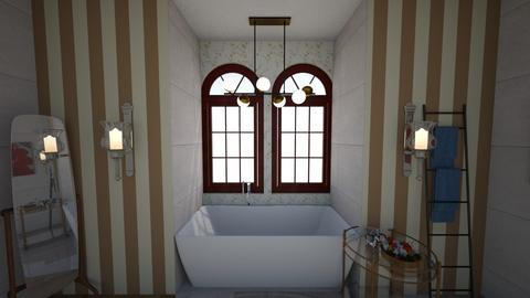 lil vintage  - Vintage - Bathroom - by bellavanderwal