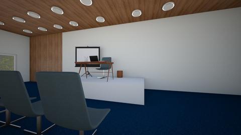 UTH - Office - by agatapietrzaak