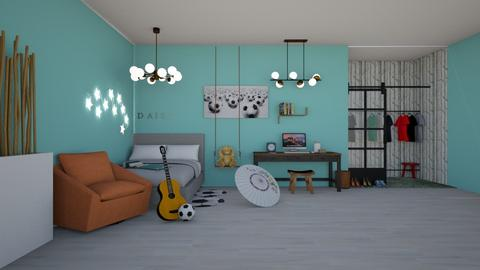 Daisys room - Bedroom - by Ellie665