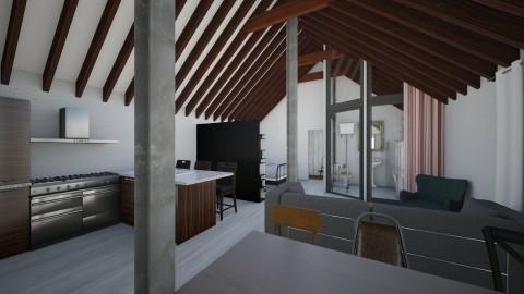 Copenhagen Living - Living room - by nelly_wreland