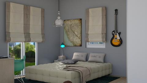 1385 - Bedroom - by taltalbenromi