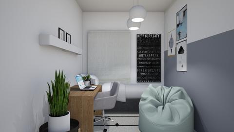 1005 - Office - by Riki Bahar Elbaz