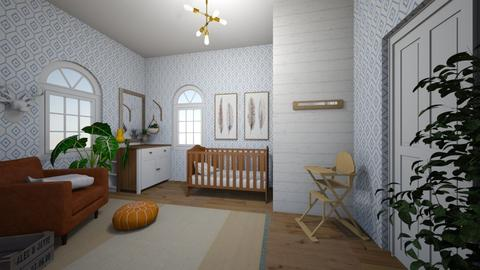 bbr - Kids room - by dena15