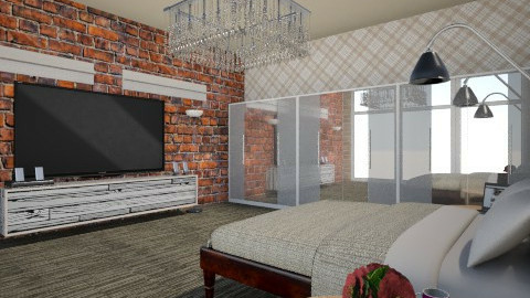 Wonderful couple room - Classic - Bedroom - by DonkyKong