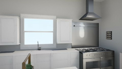 Notre maison 20154 - Modern - Kitchen - by Yellow Moon Design