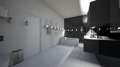 3rd bathroom - Modern - Bathroom - by Hitakshi2511