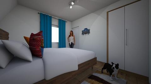 mihai22M - Bedroom - by dianajin