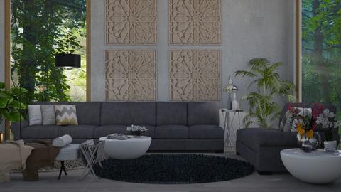 xfg - Living room - by likuna485
