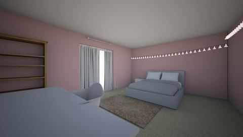 Chambre 2020 - Modern - Bedroom - by meera657