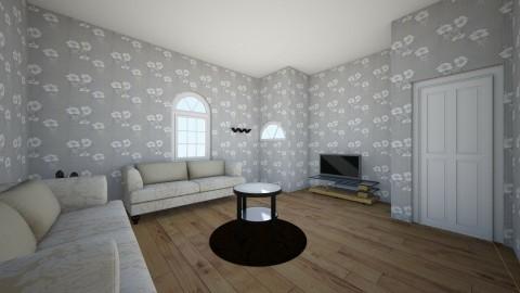 iPad made room - Modern - Living room - by callumip9